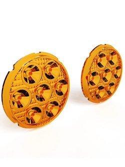 Soczewki bursztynowe do lampy D7 LED Denali