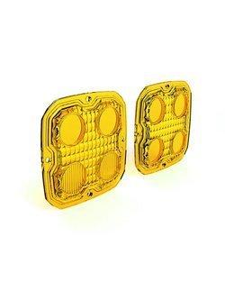 Soczewki żółte do lampy D4 LED Denali