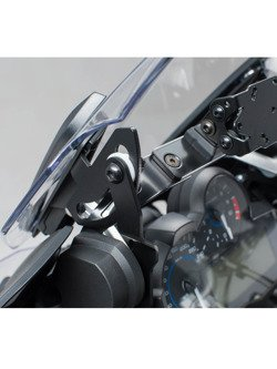 Szyba motocykla SW-MOTECH BMW R 1200 GS LC/ Adventure [13-] / R 1250 GS/Adventure [18-]