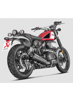 Tłumik SLIP-ON LINE (SS) Akrapović Yamaha XV950/R/Racer [17-18] / SCR950 [17-18]