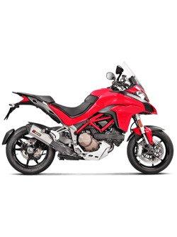 Tłumik SLIP-ON LINE (TITANIUM) Ducati Multistrada 1200 [15-17] / Multistrada 1200 S [15-17]
