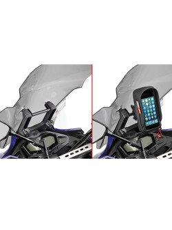 Uchwyt na kierownicę do zamontowania toreb i mocowań GPS/SMARTPHONE Givi do MT-09 Tracer (15 > 17)