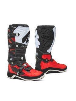 Buty enduro Forma Pilot czarno-czerwono-białe