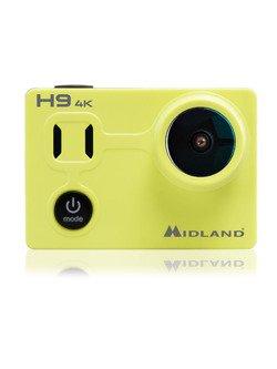 """Kamera sportowa Midland H9 Ultra HD 2""""LCD"""