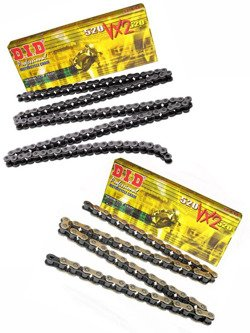 Łańcuch napędowy D.I.D.520 VX2 PRO-STREET X-Ring super wzmocniony [112 ogniw]