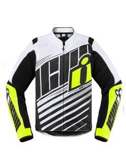 Męska motocyklowa kurtka tekstylna Overlord SB2 Icon