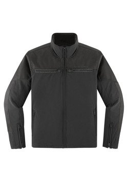 Motocyklowa kurtka tekstylna Icon 1000 Nightbreed