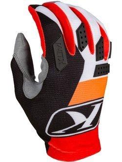 Rękawice motocyklowe Klim XC Lite czerwone