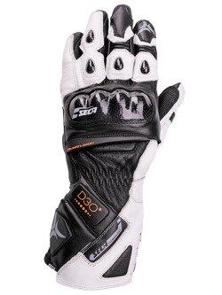Sportowe rękawice motocyklowe SECA TRACKDAY
