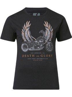 T-Shirt John Doe Wings czarna